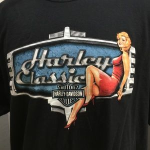 HARLEY CLASSIC T-shirt